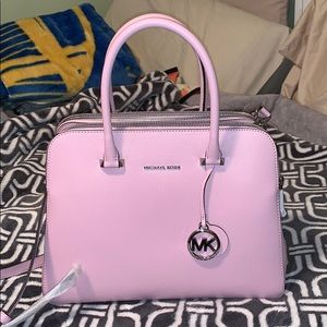 NWT MICHAEL KORS HOUSTON SATCHEL
